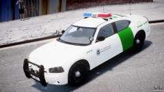Dodge Charger US Border Patrol CHGR-V2.1M [ELS]