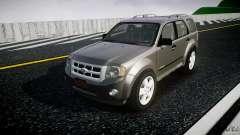 Ford Escape 2011 Hybrid Civilian Version v1.0