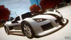 Gumpert Apollo Sport KCS Special Edition v1.1 для GTA 4