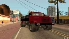 КрАЗ 5131 для GTA San Andreas