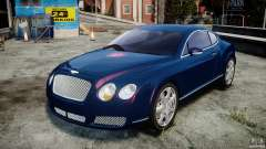 Bentley Continental GT v2.0