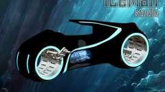 Tron legacy bike v.2.0 для GTA San Andreas