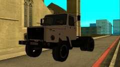 ГАЗ 3309 седельный тягач для GTA San Andreas