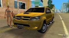 Toyota Hilux SRV 4x4 для GTA Vice City