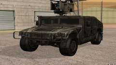Hummer H1 from Battlefield 3