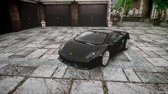 Lamborghini Gallardo LP560-4 серый для GTA 4