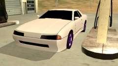 New Elegy v.1 для GTA San Andreas