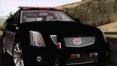 Cadillac CTS-V Police Car