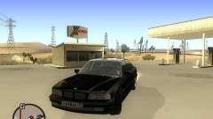 BMW 740il e38 для GTA San Andreas