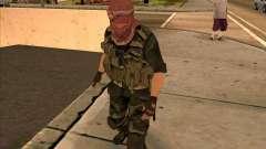 Скин душмана из COD4 для GTA San Andreas