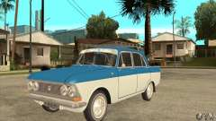 АЗЛК 408 для GTA San Andreas