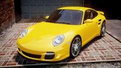 Porsche 911 (997) Turbo v1.0 для GTA 4
