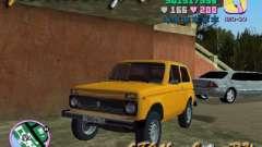 ВАЗ Нива 21213 для GTA Vice City