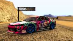 Nissan Silvia S15 EXEDY RACING TEAM