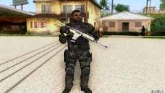 Салазар из CoD: BO2 для GTA San Andreas