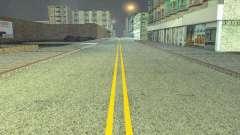 Новые дороги в San Fierro