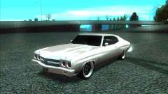 Chevrolet Chevelle SS Domenic from FnF 4 для GTA San Andreas