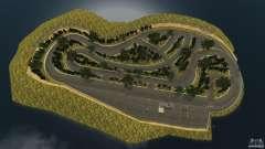 Bihoku Drift Track v1.0 для GTA 4