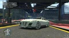 Maybach Exelero для GTA 4
