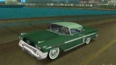 Chevrolet Impala 1958 для GTA Vice City