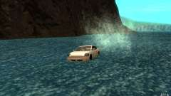 Alpha boat для GTA San Andreas