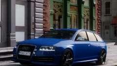 Audi RS6 Avant для GTA 4