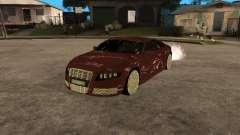Audi Nuvolari Quattro для GTA San Andreas
