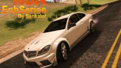 NFS The Run ENBSeries для SAMP для GTA San Andreas
