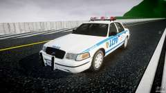 Ford Crown Victoria Police Department 2008 Interceptor LCPD для GTA 4