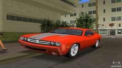 Dodge Challenger для GTA Vice City