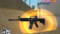 М4 из Counter Strike Source для GTA Vice City