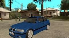 BMW M3 E36 1997 для GTA San Andreas