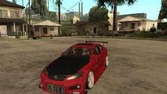 Lexus Drift Car для GTA San Andreas