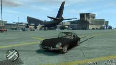 Jaguar XK E-type для GTA 4