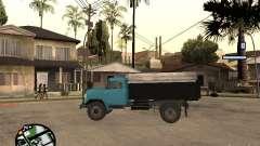ЗиЛ 130 для GTA San Andreas