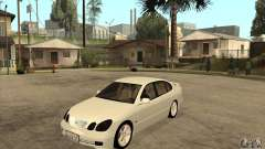 Lexus GS300 2003 для GTA San Andreas