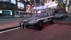 Chevrolet Impala 2006 NYPD Traffic для GTA 4