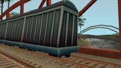 Грузовой Вагон из Subway Surfers для GTA San Andreas