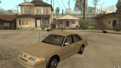 Ford Crown Victoria LX 1992