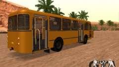 Скрипты для ЛиАЗ 677 для GTA San Andreas