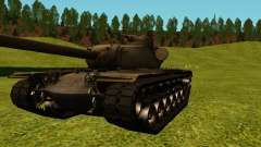 Танк T-110E5 для GTA San Andreas
