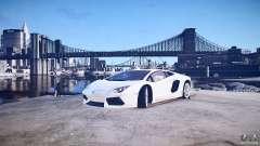 Lamborghini Aventador LP700-4 v1.0 для GTA 4