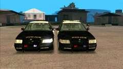 Ford Crown Victoria Police для GTA San Andreas