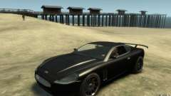 Aston Martin DB9 Super GTR beta для GTA 4