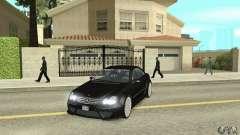 Mercedes-Benz CLK DTM AMG для GTA San Andreas