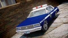 Chevrolet Impala Police 1983 [Final]
