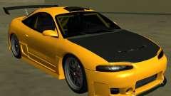 Mitsubushi Eclipse GSX tuning для GTA San Andreas