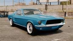 Ford Mustang Customs 1967 для GTA 4