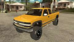 Chevrolet Silverado 2500 Lifted для GTA San Andreas