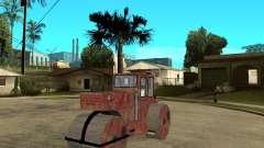 Cilindru Compactor для GTA San Andreas